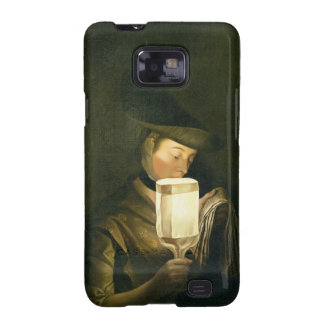 The Ballad Singer, c.1764 (oil on canvas) Galaxy SII Cover