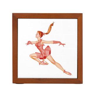 THE BALLERINA (Ballet Dancer) ~ Pencil Holder