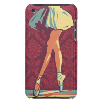 The Ballerina Barely There iPod Cover
