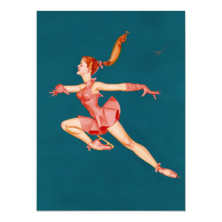 THE BALLERINA ~ CARD