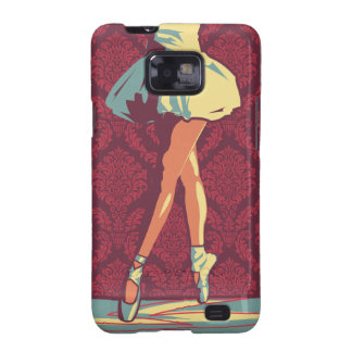 The Ballerina Galaxy SII Cover