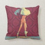 The Ballerina Pillows