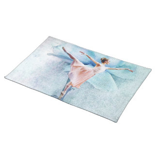 The Ballerina placemat