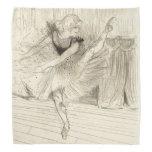 The Ballet Dancer, Toulouse-lautrec Bandana at Zazzle
