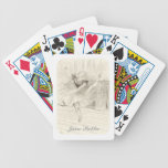 The Ballet Dancer, Toulouse-lautrec Bicycle Playing Cards at Zazzle