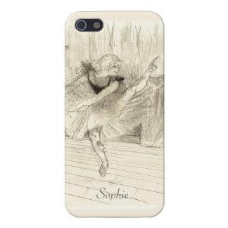 The Ballet Dancer, Toulouse-Lautrec Case For iPhone SE/5/5s