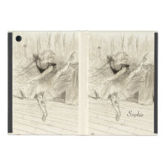 The Ballet Dancer, Toulouse-lautrec Cover For Ipad Mini at Zazzle