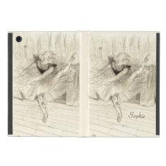 The Ballet Dancer, Toulouse-Lautrec iPad Mini Cover at Zazzle