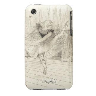 The Ballet Dancer, Toulouse-Lautrec iPhone 3 Case