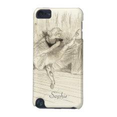 The Ballet Dancer, Toulouse-lautrec Ipod Touch 5g Cover at Zazzle