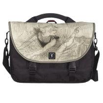The Ballet Dancer, Toulouse-Lautrec Bags For Laptop at Zazzle