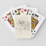 The Ballet Dancer, Toulouse-lautrec Playing Cards at Zazzle