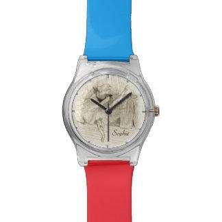 The Ballet Dancer, Toulouse-Lautrec Wristwatches