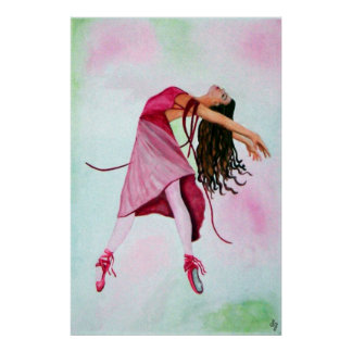 The Ballet In Pink Posters