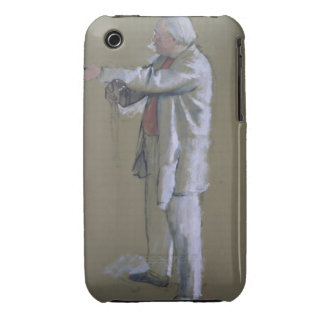 The Ballet Master, 1875 (pastel) iPhone 3 Cases