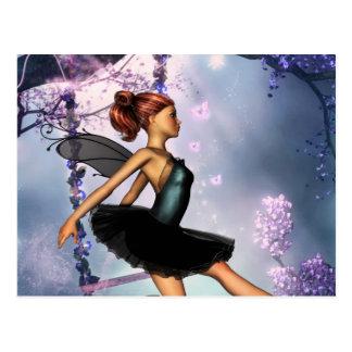 The Ballet Postcard