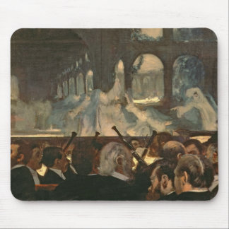 The ballet scene from Meyerbeer's opera Mouse Pad