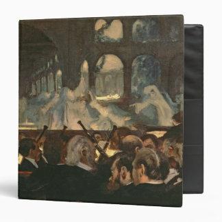 The ballet scene from Meyerbeer's opera Vinyl Binders