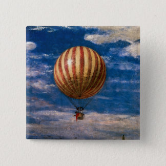 The Balloon, 1878 Button