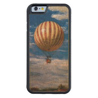The Balloon, 1878 Carved Maple iPhone 6 Bumper Case