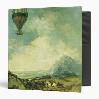 The Balloon or, The Ascent of the Montgolfier Vinyl Binders