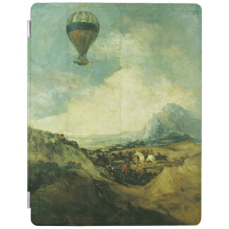 The Balloon or The Ascent of the Montgolfier iPad Cover