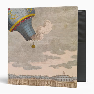 The Ballooning Experiment at the Chateau 3 Ring Binder