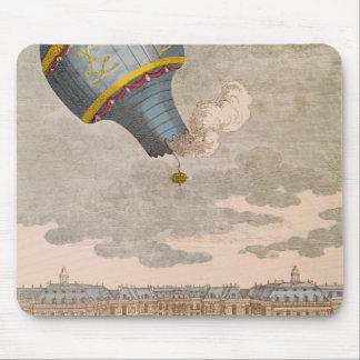 The Ballooning Experiment at the Chateau Mouse Pad