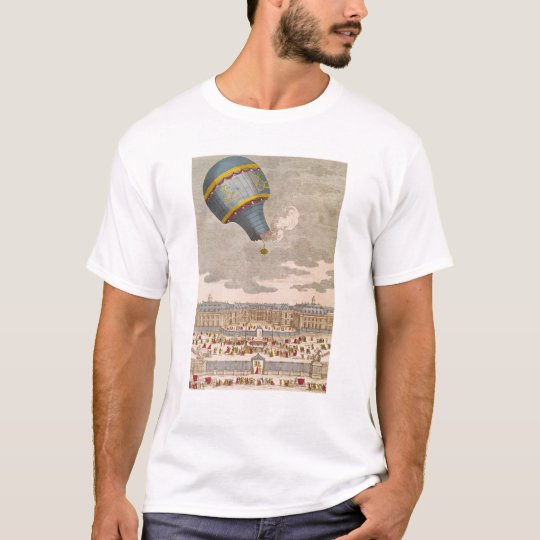 The Ballooning Experiment at the Chateau T-Shirt