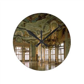 The Ballroom (photo) Round Clock
