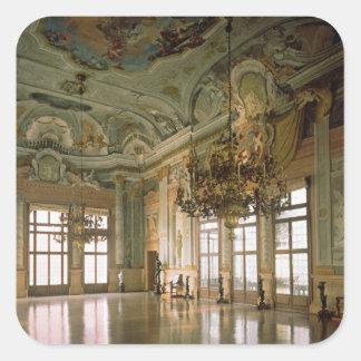 The Ballroom (photo) Sticker