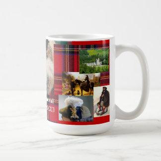 The Balmoral Sporran Cup Coffee Mugs