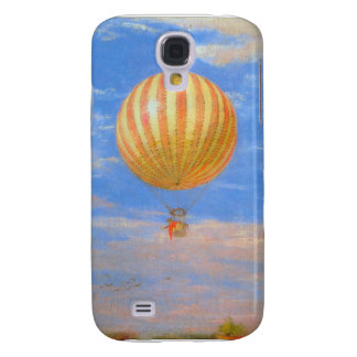 The Baloon by Pal Szinyei Merse Samsung Galaxy S4 Case