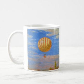 The Baloon by Pal Szinyei Merse Coffee Mug
