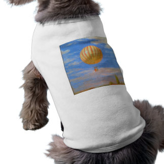 The Baloon by Pal Szinyei Merse Dog Tee