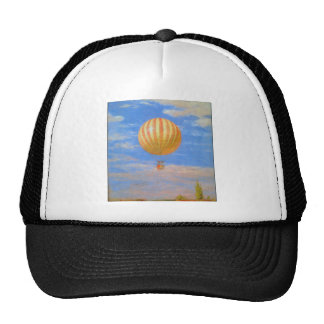 The Baloon by Pal Szinyei Merse Trucker Hat