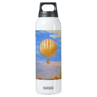 The Baloon by Pal Szinyei Merse Insulated Water Bottle