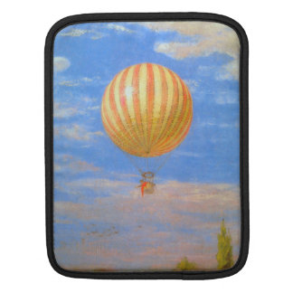 The Baloon by Pal Szinyei Merse iPad Sleeve