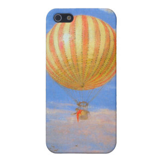 The Baloon by Pal Szinyei Merse iPhone 5 Cover