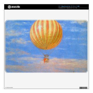 The Baloon by Pal Szinyei Merse Skins For MacBook