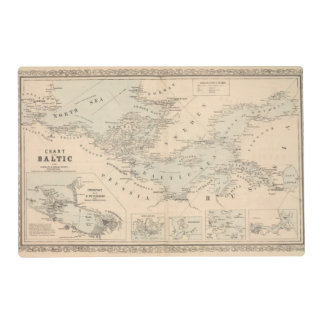 The Baltic Sea Placemat