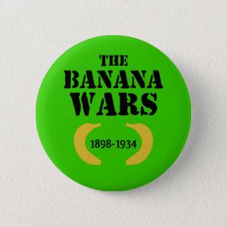 The Banana Wars (1898-1934) Button