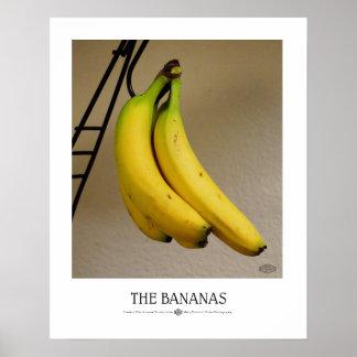 Banana Posters | Zazzle