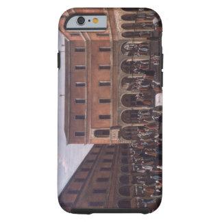 The Bancho del Giro in the Rialto, Venice Tough iPhone 6 Case