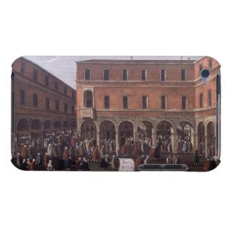 The Bancho del Giro in the Rialto, Venice iPod Touch Covers