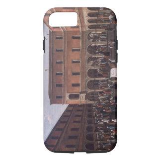 The Bancho del Giro in the Rialto, Venice iPhone 8/7 Case