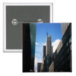 The Banco Santander and Dumont Buildings, NYC Buttons
