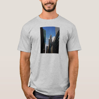 The Banco Santander and Dumont Buildings, NYC T-Shirt