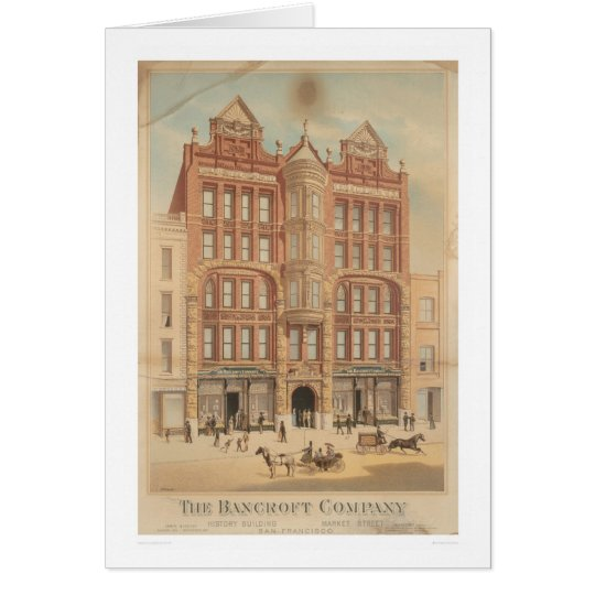 The Bancroft Company (1326) Card