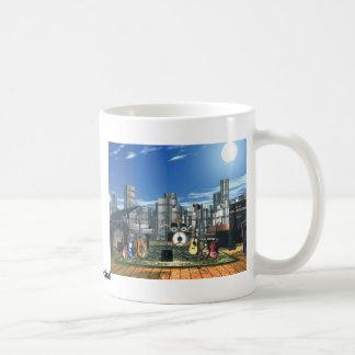 The Band II Coffee Mugs